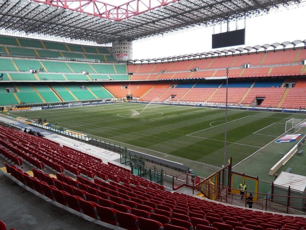 Stadio Meazza S.Siro (Milano)